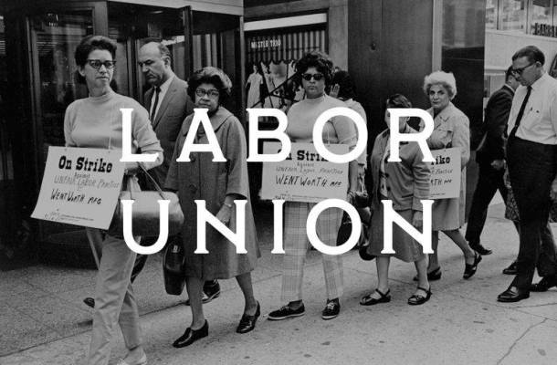Labor Union Typeface