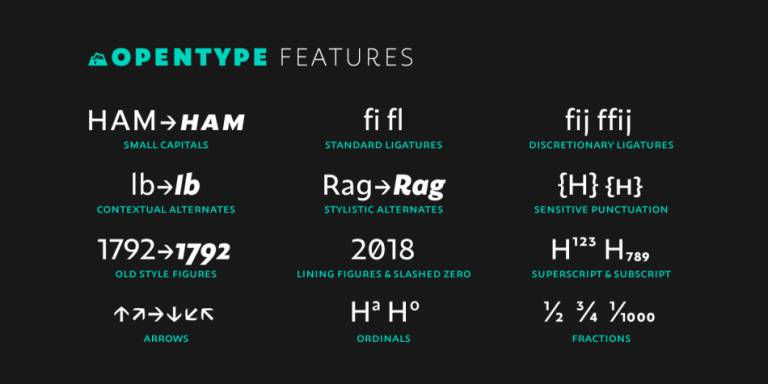 Maipo Sans Font Family-1