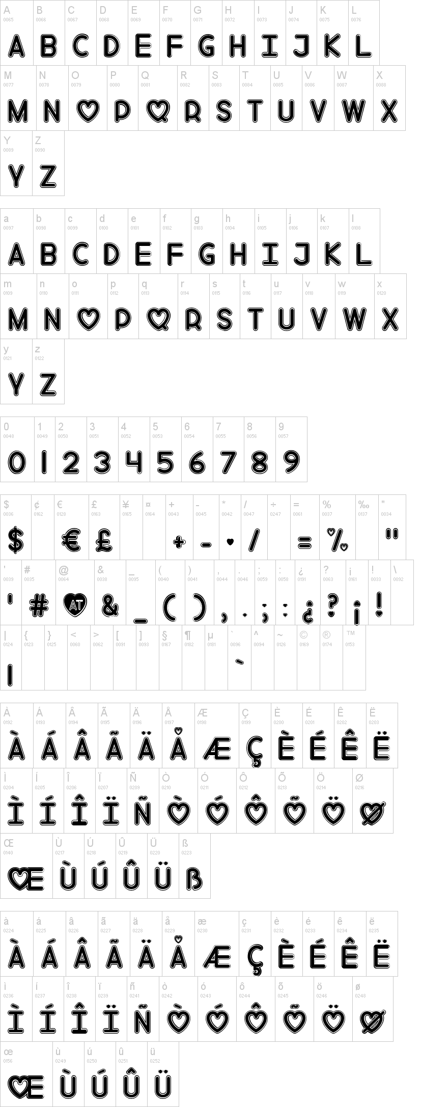 Mf Love Song Font-1