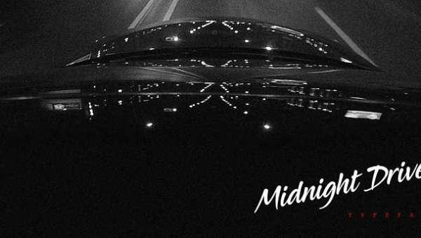 Midnight Drive Font