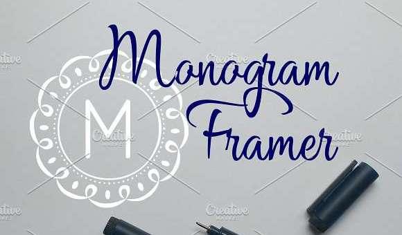 Monogram Framer Font