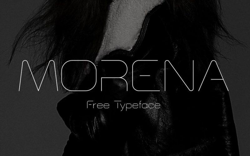 Morena Typeface