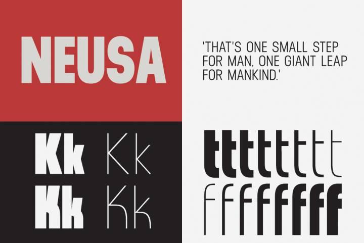 Neusa Font Family-1