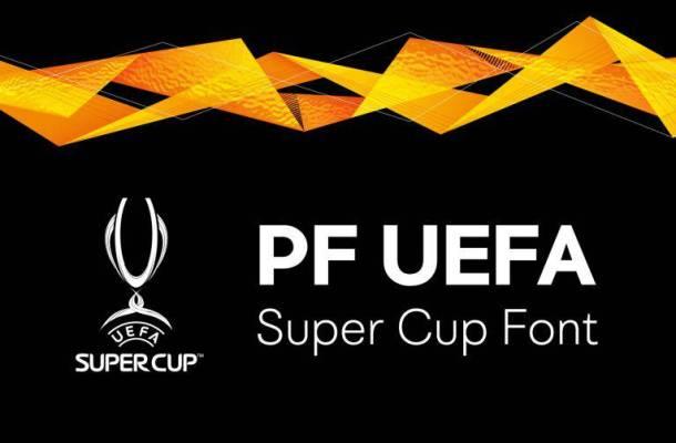 PF UEFA Font