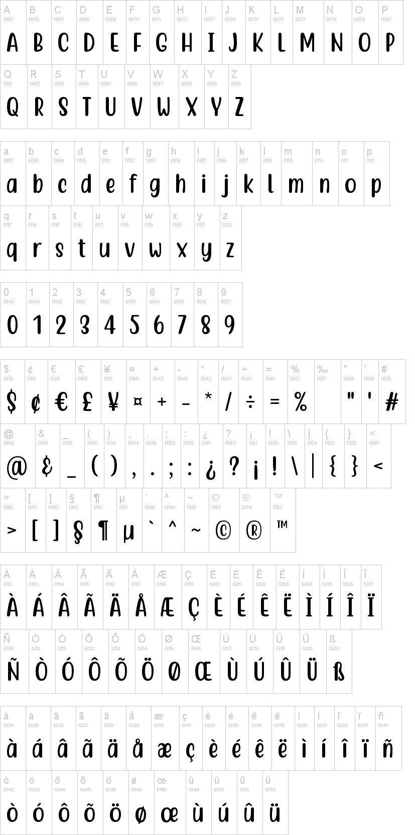 Quotable Font-1