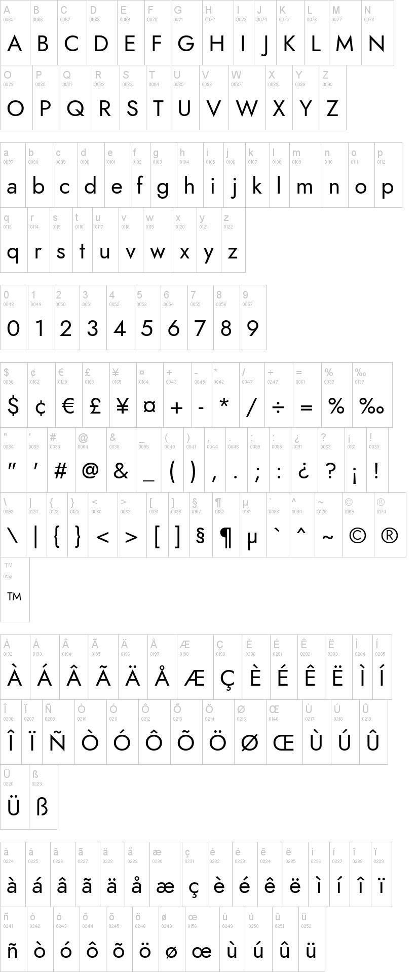 Renner Font-1