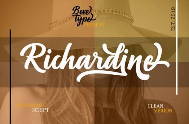 Richardine Font