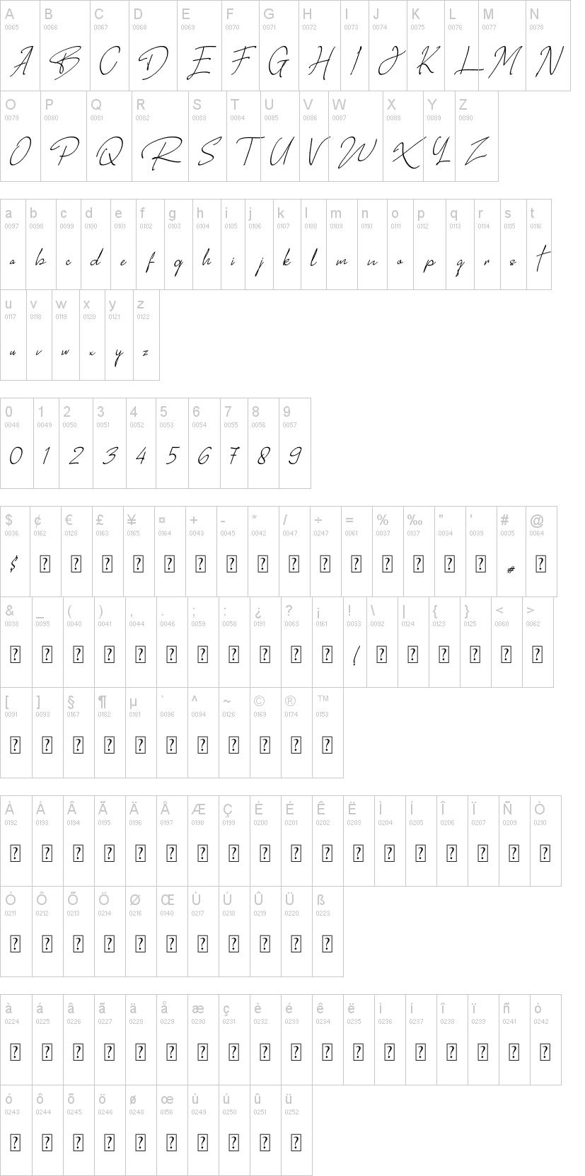 Rotherland Font-1