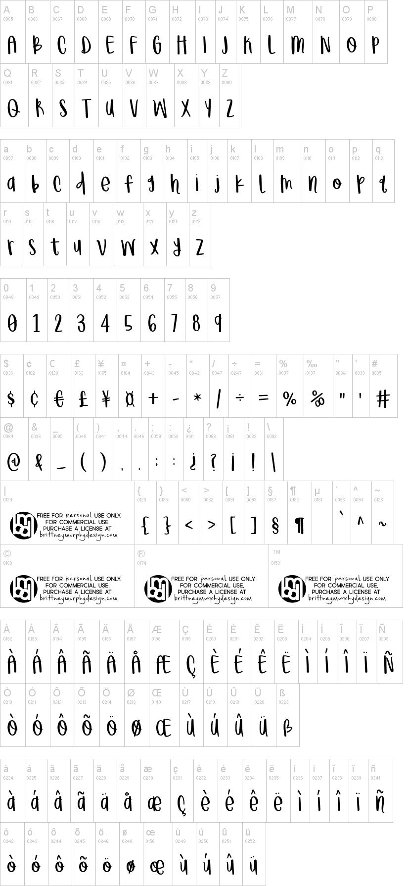 Submarine Beach Font-1
