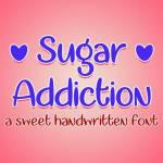 Sugar Addiction Font