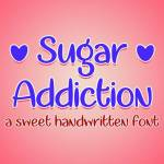 Sugar Addiction Font