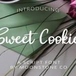 Sweet Cookie Font