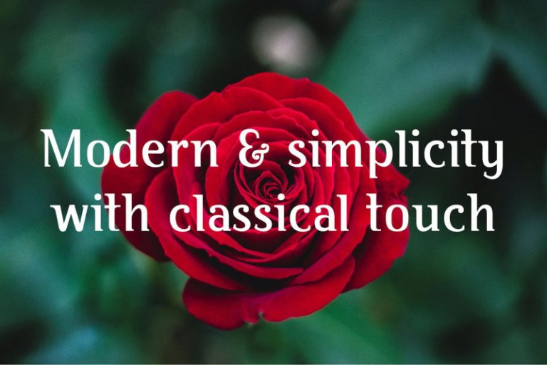 BY Sajidah Modern Classical Font-1