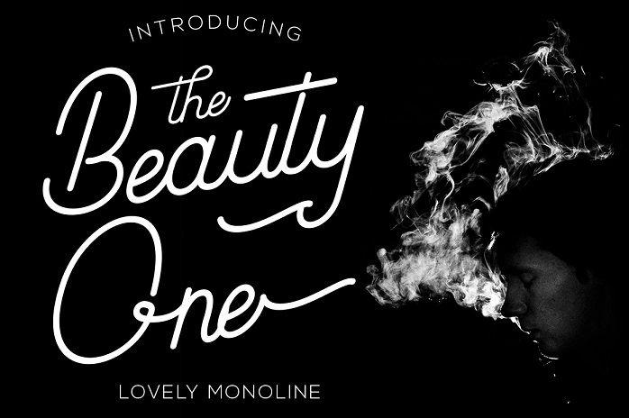 Beauty One Stylish Font