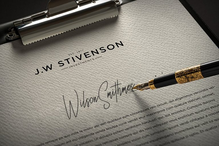 Besttones Signature Font-2