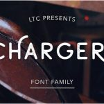 Charger Typeface