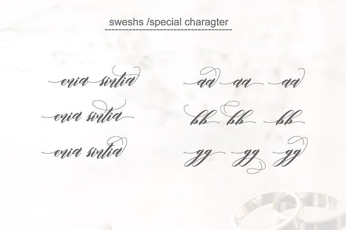 Edore Script Font-2