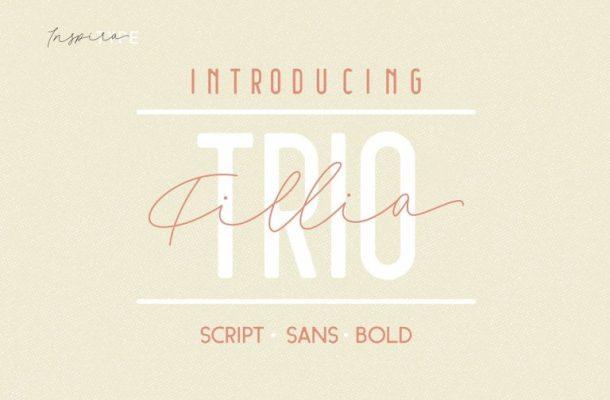 Filia Font Trio