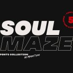 MADE Soulmaze Font Collection
