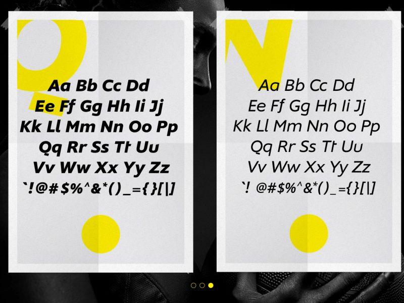 Nanotech LLC Font-2