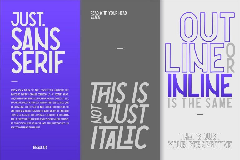 Nootdorp Typeface-1