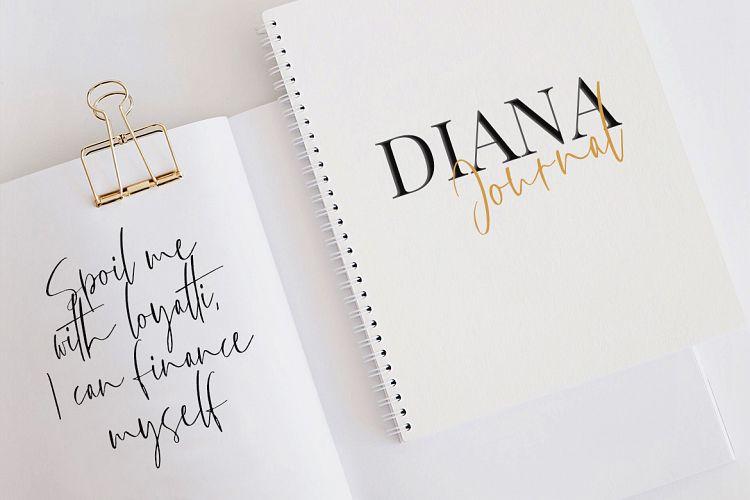Oklahoma Handwritten Font-1