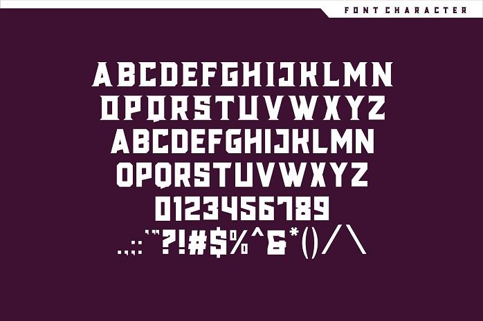 Prodush Typeface-1