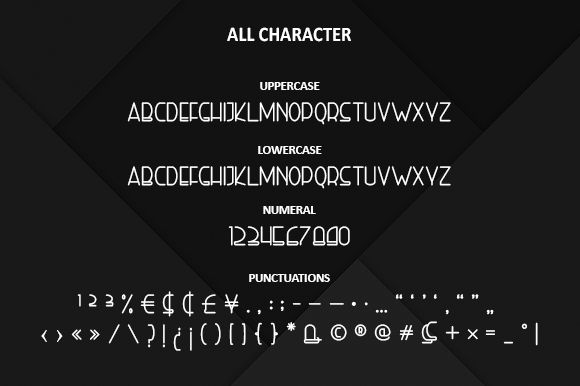 Right Hand Font Family-3