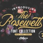 Rosewell Script Font