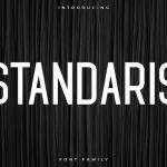 Standaris Font Family