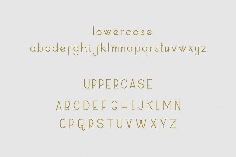 Allorta Sans Serif Font-2