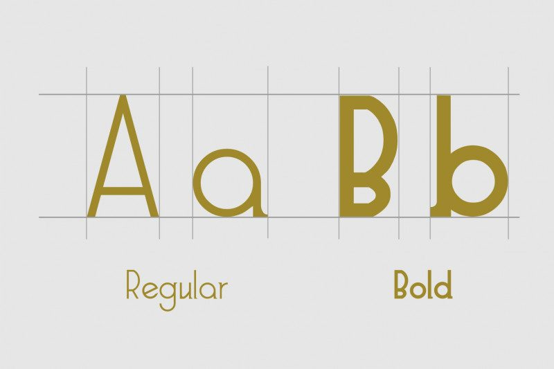Allorta Sans Serif Font-4