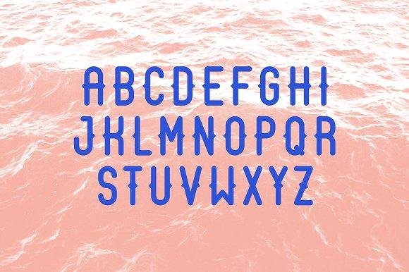 Arcane Sans Font Trio-3