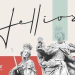 Hellios Signature Font