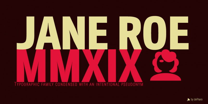 JANE ROE Sans & Condensed Fonts-2