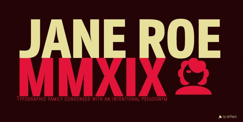JANE ROE Sans & Condensed Fonts-2