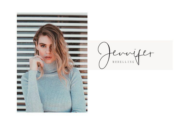 Jannet Signature Font-3