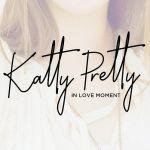 Katty Pretty Script Font