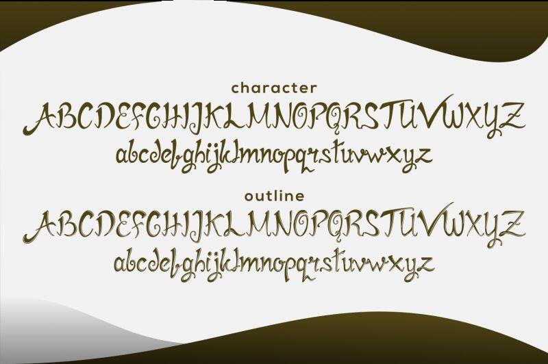 Mirinia Script Font-2