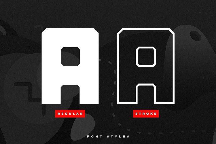 Mordak Typeface-2