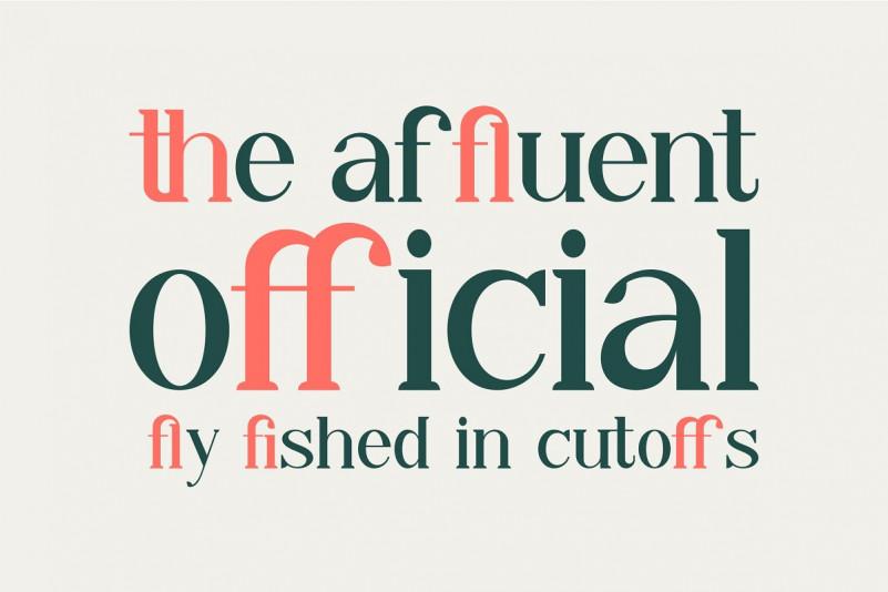 Qiba Serif Font-2