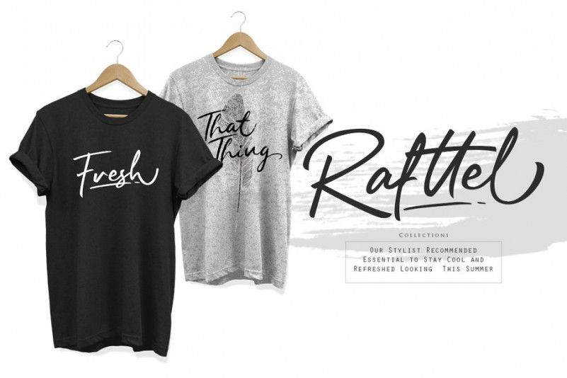 Rafftel Script Font-3