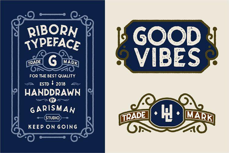 Riborn Typeface-2