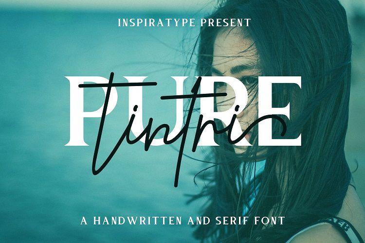 Tintri Pure Font Duo