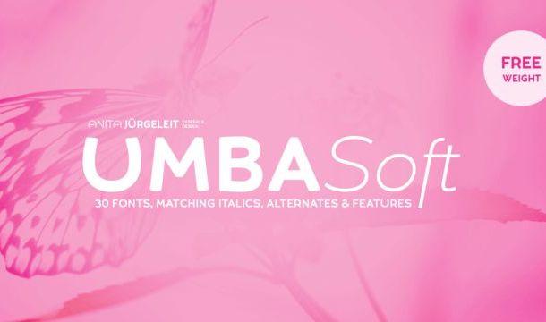 Umba Soft Font Family