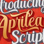 Aprilea Script Font