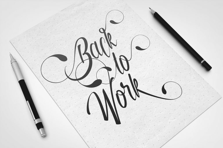 Autumn Flower Script Font - Dafont Free