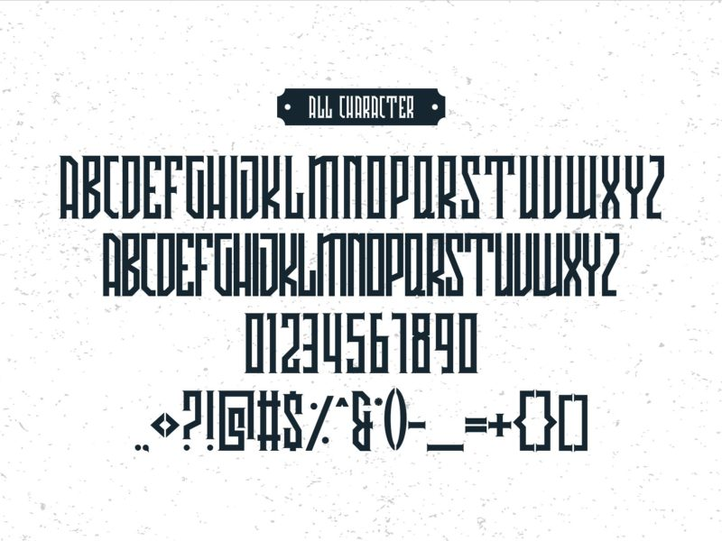 Avriella Typeface-3