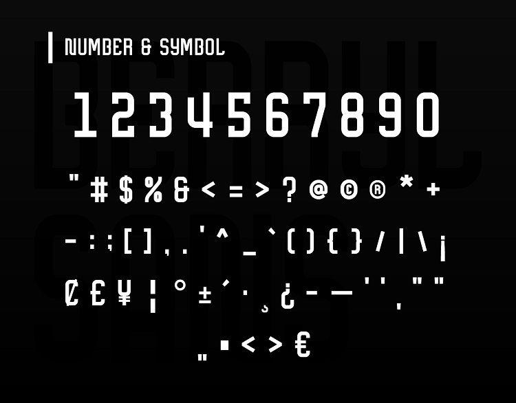 Berryl Sans Serif Font-3