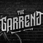 Garreng Typeface